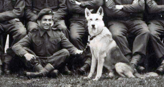 6th airborne emile corteil dog glen